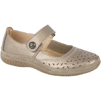 kengät Naiset Balleriinat Boulevard  Bronze