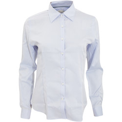 vaatteet Naiset Paitapusero / Kauluspaita J Harvest & Frost JF003 Sky Blue
