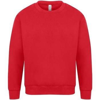 vaatteet Miehet Svetari Casual Classics  Red