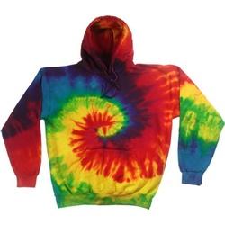 vaatteet Miehet Svetari Colortone TD31M Rainbow