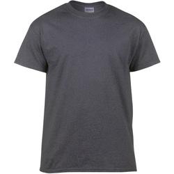 vaatteet Miehet Lyhythihainen t-paita Gildan Heavy Tweed