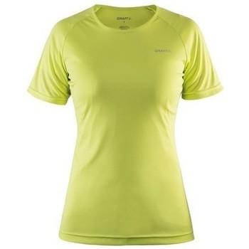 vaatteet Naiset Lyhythihainen t-paita Craft CT86F Flumino