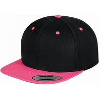 Asusteet / tarvikkeet Lippalakit Yupoong  Black/ Neon Pink