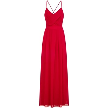vaatteet Naiset Pitkä mekko Girls On Film  Red