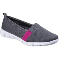 kengät Naiset Tennarit Fleet & Foster  Grey