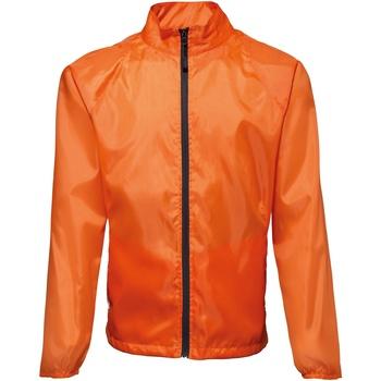 vaatteet Miehet Tuulitakit 2786 TS011 Orange/ Black