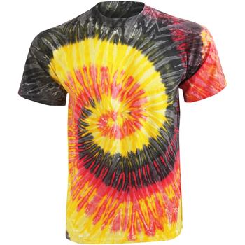 vaatteet Naiset Lyhythihainen t-paita Colortone Rainbow Kingston