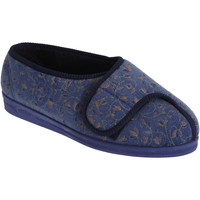kengät Naiset Tossut Comfylux  Blueberry