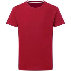 vaatteet Miehet Lyhythihainen t-paita Sg Perfect Red