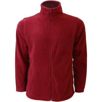 vaatteet Miehet Fleecet Russell 8700M Classic Red
