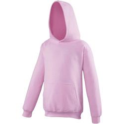 vaatteet Lapset Svetari Awdis JH01J Baby Pink