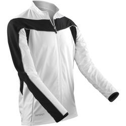 vaatteet Miehet Ulkoilutakki Spiro S255M White / Black