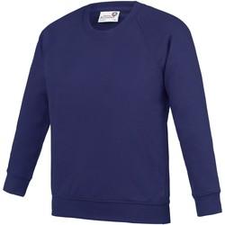 vaatteet Lapset Svetari Awdis  Purple