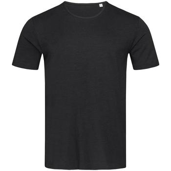 vaatteet Miehet Lyhythihainen t-paita Stedman Stars Shawn Black Opal