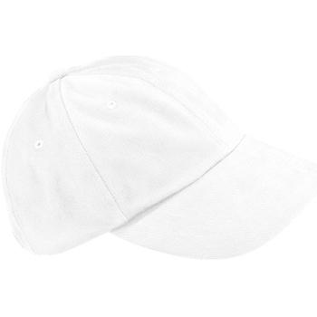 Asusteet / tarvikkeet Lippalakit Beechfield B57 White