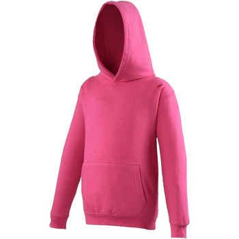vaatteet Lapset Svetari Awdis JH01J Hot Pink