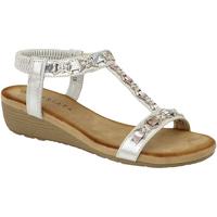 kengät Naiset Sandaalit ja avokkaat Cipriata Lia Silver