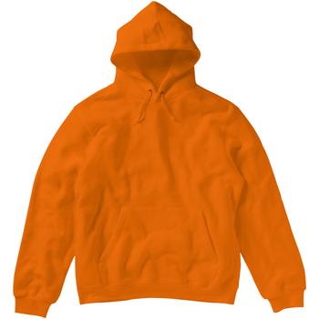 vaatteet Naiset Svetari Sg Hooded Orange