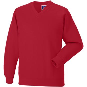 vaatteet Lapset Svetari Jerzees Schoolgear 272B Bright Red