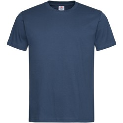 vaatteet Miehet Lyhythihainen t-paita Stedman Stars  Navy
