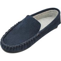 kengät Miehet Tossut Eastern Counties Leather  Navy