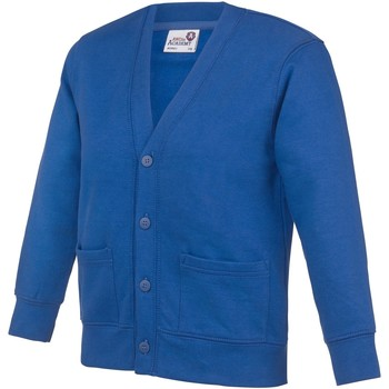 vaatteet Lapset Neuleet / Villatakit Awdis  Royal Blue