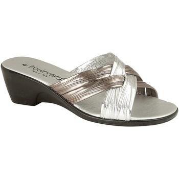 kengät Naiset Sandaalit Lucia  Pewter/Silver