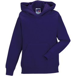 vaatteet Lapset Svetari Jerzees Schoolgear 575B Purple