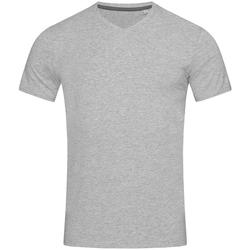 vaatteet Miehet Lyhythihainen t-paita Stedman Stars Clive Heather Grey