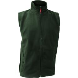 vaatteet Miehet Neuleet / Villatakit Result R37X Forest Green