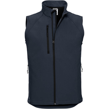 vaatteet Miehet Takit Russell Soft Shell French Navy