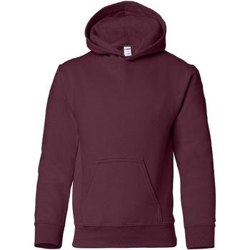 vaatteet Lapset Svetari Gildan 18500B Maroon