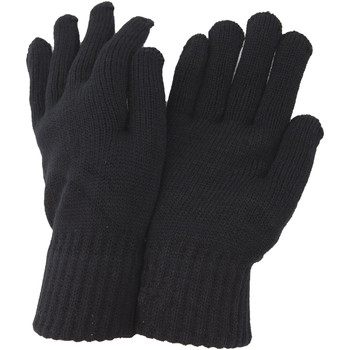 Asusteet / tarvikkeet Miehet Hanskat Universal Textiles  Black