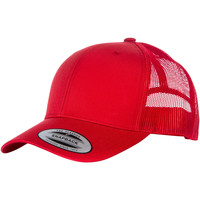 Asusteet / tarvikkeet Lippalakit Yupoong YP023 Red/Red