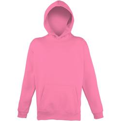 vaatteet Lapset Svetari Awdis JH04J Electric Pink