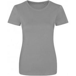 vaatteet Naiset Lyhythihainen t-paita Ecologie EA01F Heather