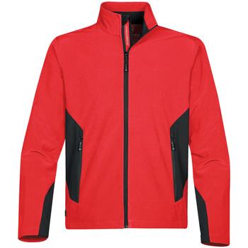 vaatteet Miehet Ulkoilutakki Stormtech ST802 True Red/ Black