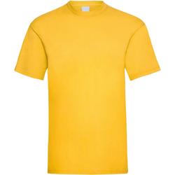 vaatteet Miehet Lyhythihainen t-paita Universal Textiles 61036 Gold