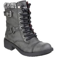 kengät Naiset Bootsit Rocket Dog Thunder Black