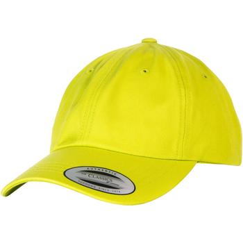 Asusteet / tarvikkeet Miehet Lippalakit Yupoong  Lime