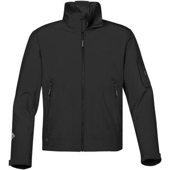 vaatteet Miehet Pusakka Stormtech ST800 Black/ Black