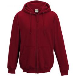 vaatteet Miehet Svetari Awdis JH050 Red Hot Chilli