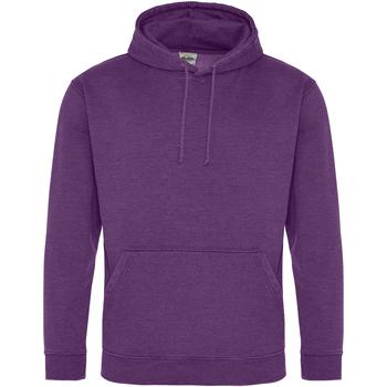 vaatteet Svetari Awdis Washed Washed Purple