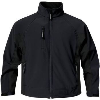 vaatteet Miehet Tuulitakit Stormtech DWR Black/Black