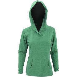 vaatteet Naiset Svetari Anvil 72500L Heather Green