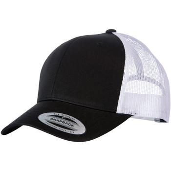 Asusteet / tarvikkeet Lippalakit Yupoong YP023 Black/White