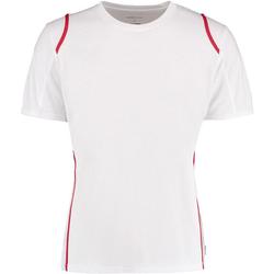 vaatteet Miehet Lyhythihainen t-paita Gamegear Cooltex White/Red
