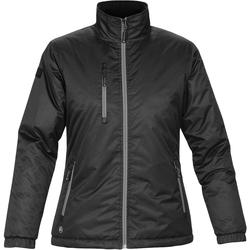 vaatteet Naiset Tuulitakit Stormtech GSX-2W Black/Black