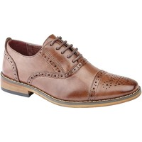 kengät Pojat Herrainkengät Goor  Mid Brown