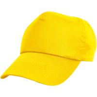 Asusteet / tarvikkeet Tytöt Lippalakit Result RC05J Yellow